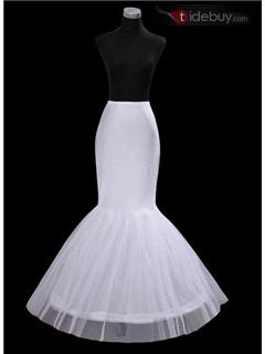 Amazing Fish Tailing Style Gauze Wedding Petticoat