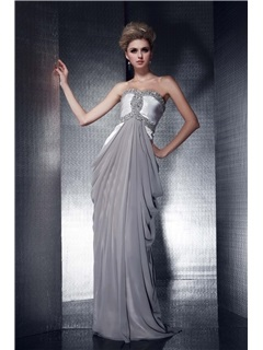 Gorgeous A-Line Floor-Length