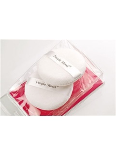 Cotton Makeup Powder Puffs 2 pcs