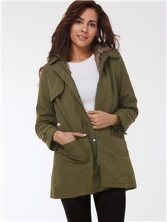Winter New Style Plus Size Warm Overcoat