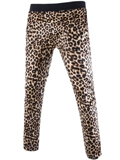 Hot Sale Leopard Men's Pants