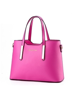 Hot Sale Zipper Women Totebag with Letter