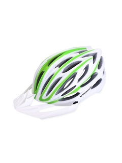 Unisex 31 Vents Removable Visor Helmet