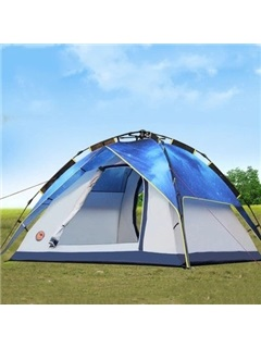 3 4 Person Family Hiking Tent