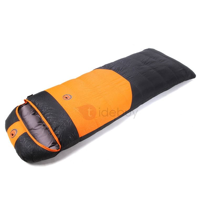Rip-Stop Nylon Waterproof Winter Sleeping Bag