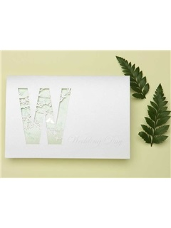 Buy Cheap Simple Wedding Invitation Cards (20 Pieces One Set)