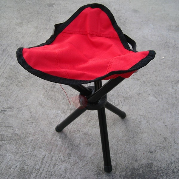 Waterproof Oxford Fabric Seat Material Trail Stool
