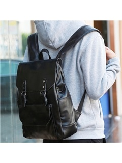 Vintage Style Men Backpack
