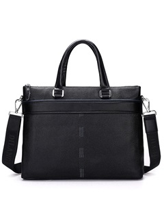 Soft Men Shoulder Bag
