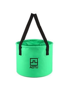 12L Handle Folding Outdoor Bucket