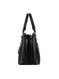Soft Solid Women's Handbag