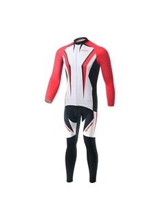 Streamlined Design Cycle Jersey And Bib Tights