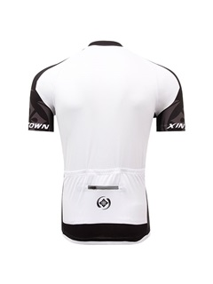 Polyester Short-Sleeve Men's Cycle Jersey