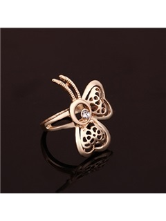 Alloy Hollow Women Jewelry Set