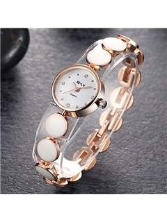 Trendy Non-Scale Women Quartz Watch