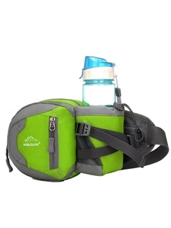 Multi-Pocket Storage Daily Supplies Waist Pack