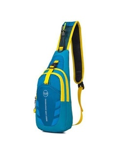 Oxford Nylon Waterproof Light Chest Bag
