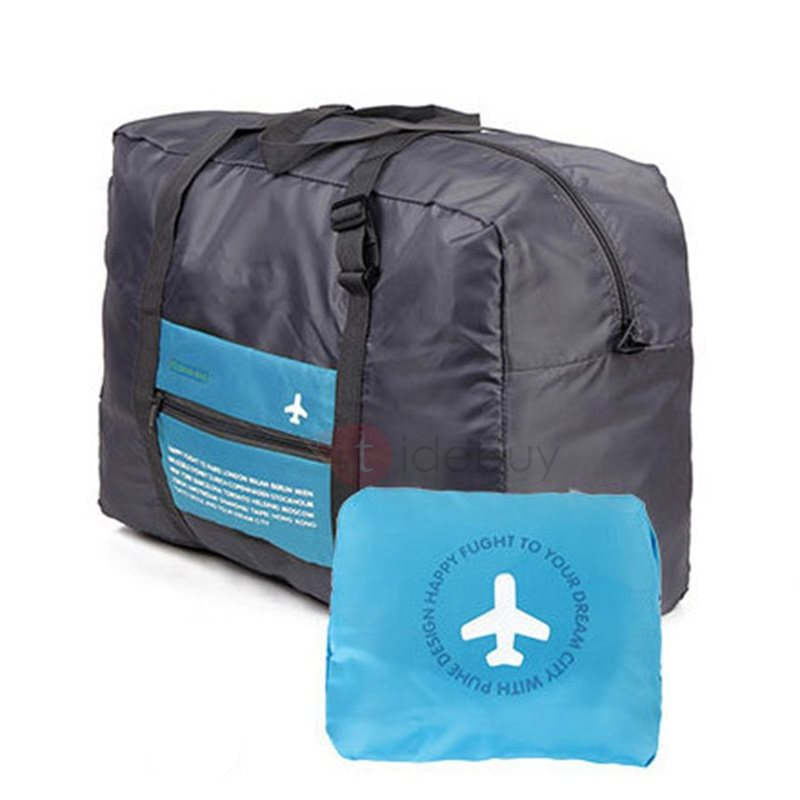 Foldable Roomy Luggage Storage Bag
