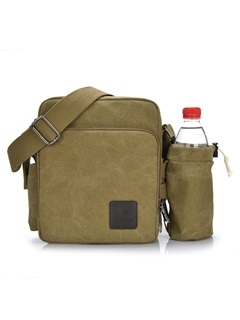 Casual Bottom Pocket Chest Pack