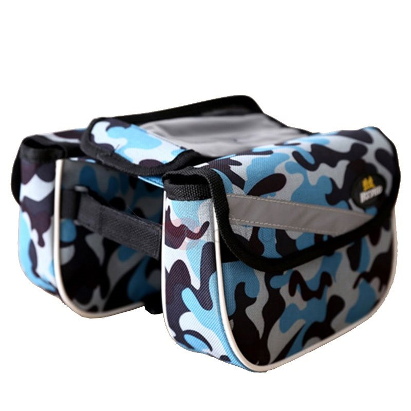 Wearproof Camouflage Color Cycling Beam Bag