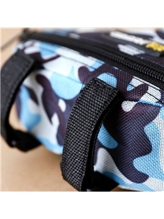Triangle Type Camouflage Cycling Beam Bag