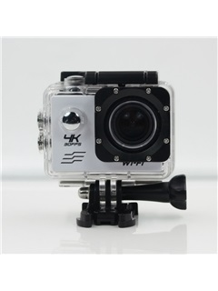 2 4K Action Camera H10 16Mp 170D Wifi 30M Underwater Gopro Style Camera Helmet Cam Waterproof Sport Camera
