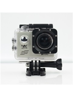 4K Action Camera 16Mp 170D Wifi 30M Underwater Helmet Cam Waterproof Sport Camera