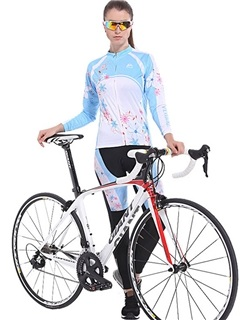 Quick Drying Reflective Breathable Cycling Outfit