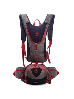 Functional Climbing Bag Bottle Pockets Waist Pack Additional