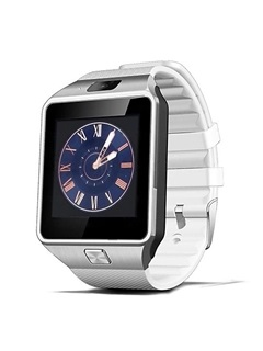 Smart Watch with Camera Bluetooth WristWatch SIM Card Smartwatch for IOS Android Phones Support Multi Languages