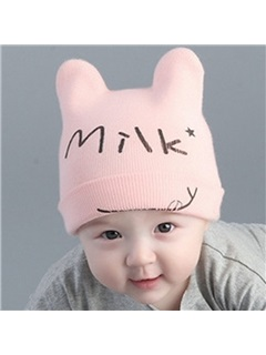 Lovely Soft Baby's Knitted Hat