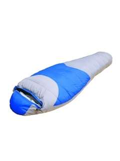 Nylon Waterproof Down Mummuy Sleeping Bag