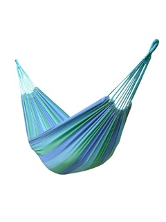 Canvas Multi Color Outdoor Hammock