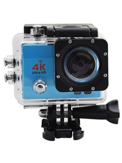 Q3H Action Sport Camera 4K Ultra 1080P/60FPS HD Waterproof 30 WIFI Digital Cam Support Self-stick Android Phone 10