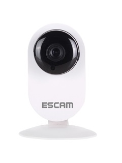 ESCAM QF605 WIFI Camera Security Monitoring Alarm HD IP Camera Night Vision CCTV Mini Camera
