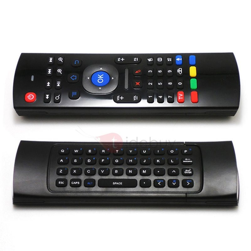 2.4G Remote Control Air Mouse MX3 Wireless Keyboard + Voice for XBMC Android Mini PC TV Box