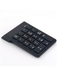 New 2.4G Wireless Keypad Mini Number Keyboard