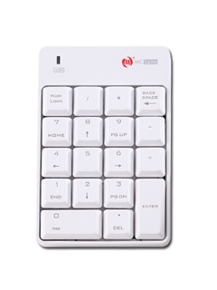 2.4G Wireless Keypad Mini Number Keyboard