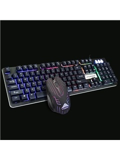 FOREV FV-Q309B USB Keyboard & Mouse Combo