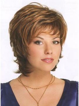 Gorgeous Long Bob Hairstyle Straight 100 Remy Human Hair Wig About 10 Inches