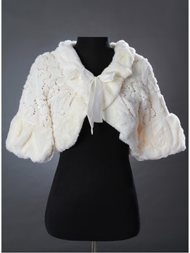 Hollowed Out Ladys Wedding Evening Jackets With Sequins