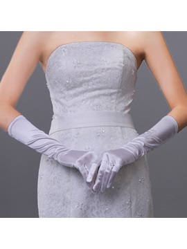 Super Simple Fingers Wedding Bridal Glove