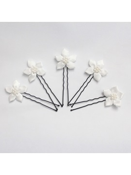 2013 New Style Stapelia Bridal Hairpin