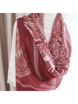 Sale All Matched Cotton Scarf
