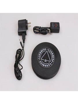 Landmine Wireless Tattoo Foot Pedal Switch Black Tattoo Power Supply