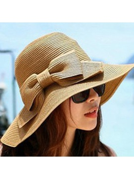Artistic Double Deck Summer Hat