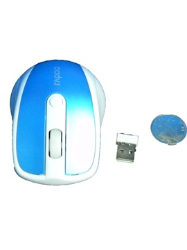 Wireless 24g Usb Optical Mouse