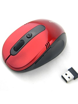 Usb Wireless 1200 Dpi 24g Optical Mouse