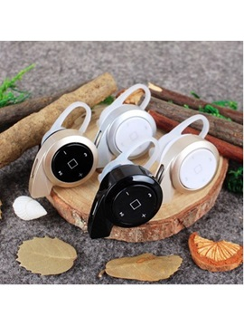 Wireless Bluetooth 40 Stereo Earphone With Mic Control Mobile Phone Headset