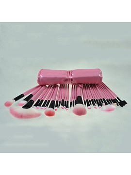 32 Pcs Nylon Fiber Make Up Brush Set